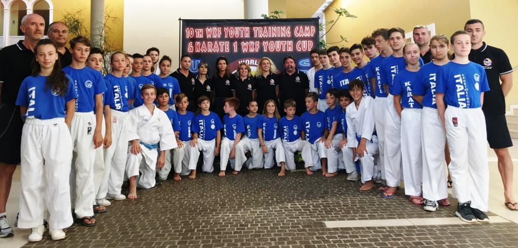 """ARGENTO """"CROATO"""" PER ANDREA BOZZI – WKF YOUTH CUP"""