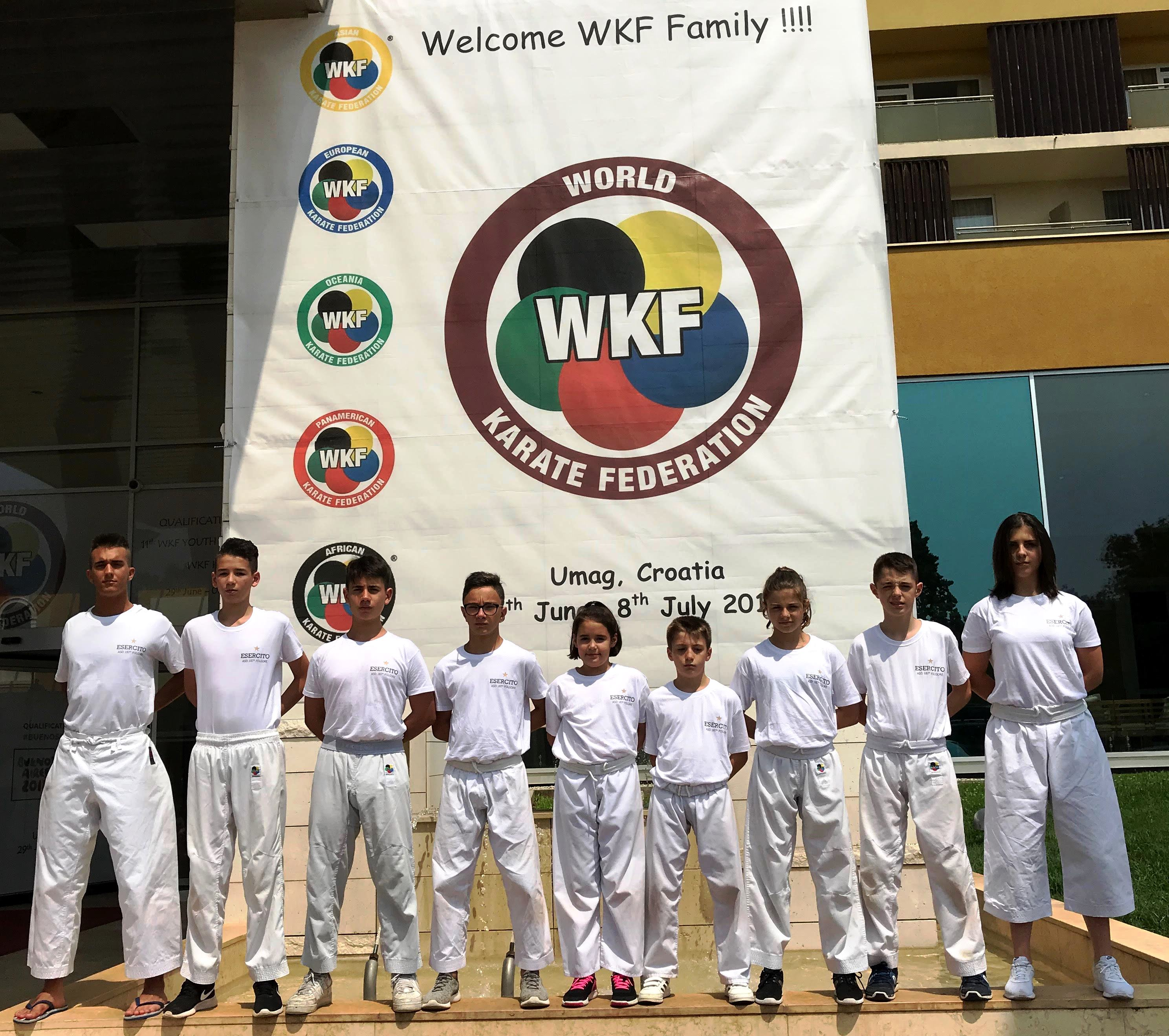 11th WKF YOUTH TRAINING CAMP